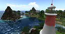 Daydream Island - light house