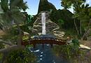 Daydream Island - waterfall