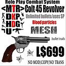MTR-Colt-45-Revolver