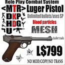 MTR-Luger-Pistol