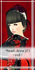 [ ridi-ludi-fool ] head-dress modelPOPred
