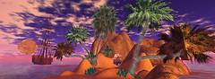 Vanished Island - InWorldz
