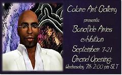 Bonafide Aries Exhibition