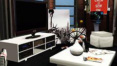Nathalie's livingroom