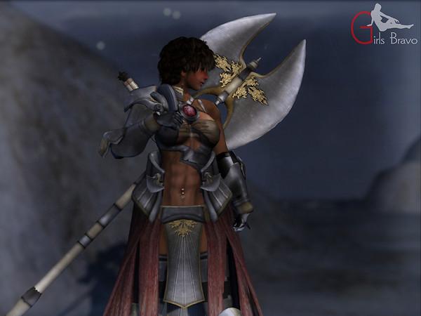 Ax Warrior