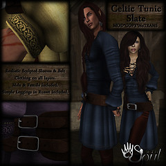CAT Celtic Tunic - Slate512