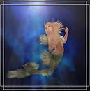 Mermaid pose's