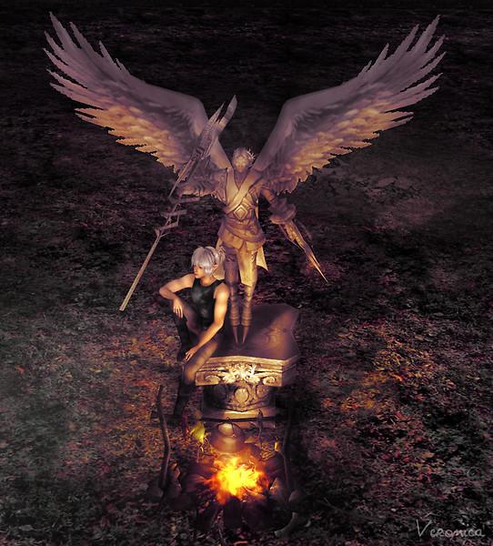 """""""Lungo è il cammino e duro, che dall'inferno ci spinge alla luce."""""""