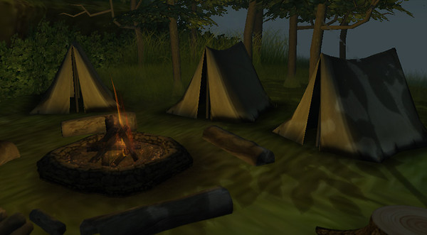 Single Prim Tents