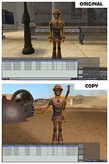 copybotted automaton