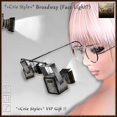 *+Crie Style+* Broadway (Face Light?)