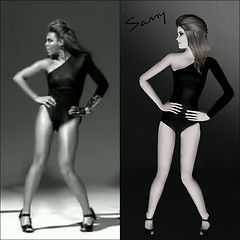 Beyoncé - Single Ladies / The Sims 3