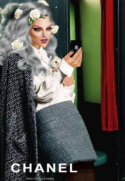 Irina for Chanel