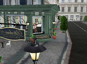 Highland'Her Paris room