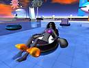 Suisun - Hugsy Penguin Skyport - getting some tan_001