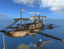 Sistiana - ok- its a bit derelict but flies well - and it even has a harpoon- for - hunting flying whales I guess_001