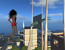 Miramare - its better not to fly too low at urban sims_001