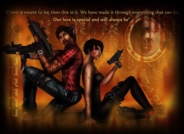 Kyren and Duranu - Guns