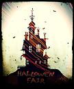 halloween fair in boudoir