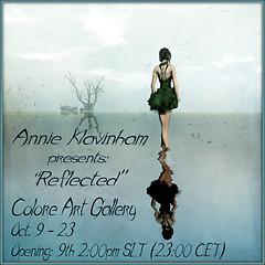 Annie Klavinham Exhibition