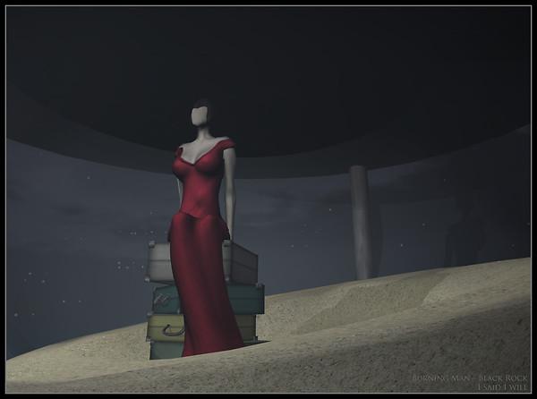 Burning Man Black Rock - I said I will #2