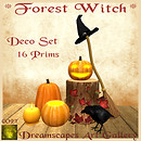 *Forest Witch* Deco - Dreamscapes Art Gallery