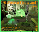 *Halloween Graveyard* - Dreamscapes Art Gallery