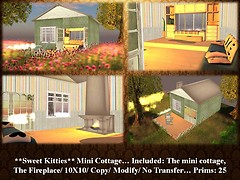 **SK** Design - Mini Cottage
