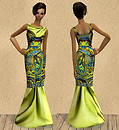Premio African Colors Dress