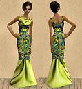 Premio African Colors Dress