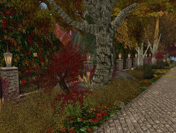 Caledon Ahavah in autumn