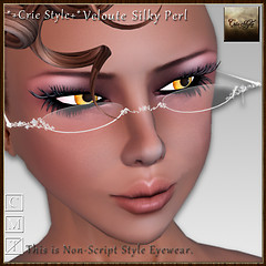 *+Crie Style+* Veloute - Silky Perl