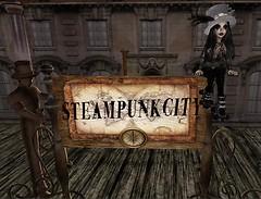 SteampunkCity