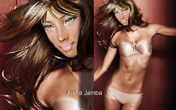 AISHA SIMPLE