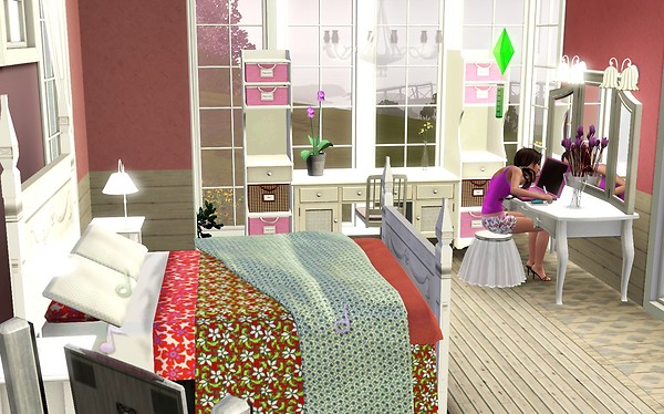 Pottery Barn furniture Sims 3