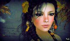 Autumn portrait oct 31 11_001 closeup RF2a