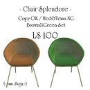 Chair BrownGreen