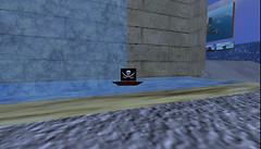 Toy Pirate Boat