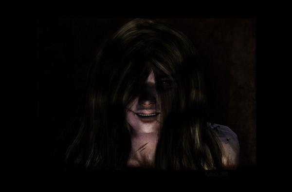 Horror movie...