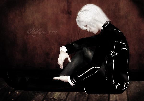 Alone... [Vampire Knight Fan Art]