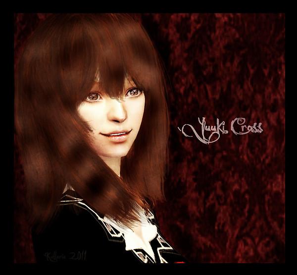 Yuuki Cross [Vampire knight fan Art]