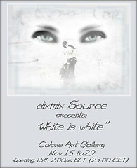 DIXMIX WHITE IS WHITE @ COLORE