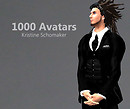 1000 Avatars Vol 2 Cover