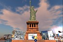 Chimera's Statue of Liberty - chimera.cosmos
