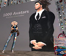1000 Avatars Vol 2 Fine Art Book!!