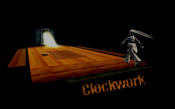 Clockwork Machinima