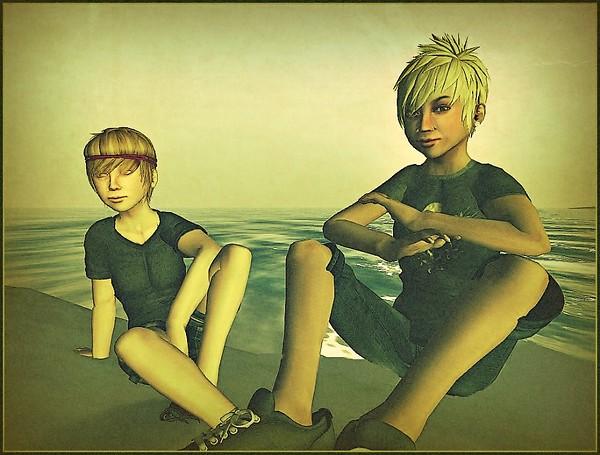 TheCutestBoysOnSLPlanet (Jason&Draco)