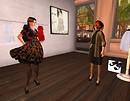 Chimera & Spiral as Fashionistas - chimera.cosmos