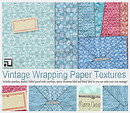 vintage wrapping paper a insight designs