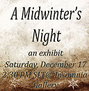 A Midwinter's Night Exhibit Ad